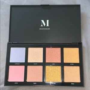Morphe 8S highlighter palette
